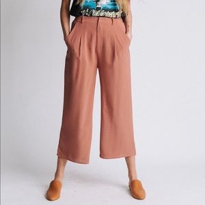 High Rise Skylar Rose Pants Size M
